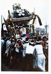 img056(昭和39年春日神社前)